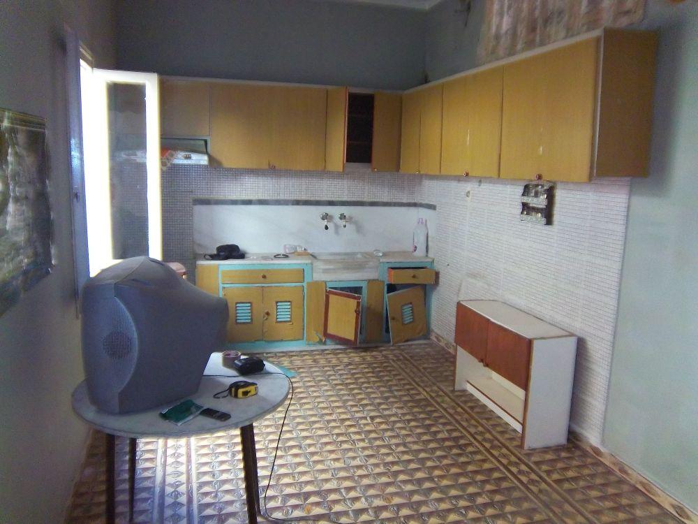 Αρχική κατάσταση κουζίνας