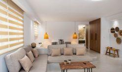 Ανακατασκευή τουριστικής κατοικίας στο Κοκκίνη Χάνι