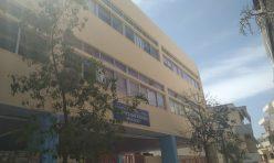 Ανακαίνιση όψεων 8ου Δημοτικού Σχολείου Ηρακλείου