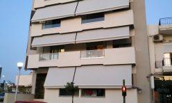 Εργασίες προγράμματος «Εξοικονομώ κατ' οίκον ΙΙ» σε τριώροφη πολυκατοικία στο Ηράκλειο